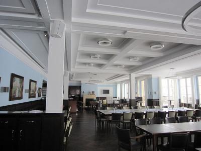 Bayrischer Yachtclub in Starnberg, Innenrenovierung