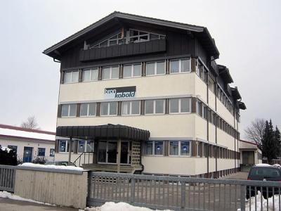 Geschäftshaus Hommel in Wolfratshausen, Bürorenovierungen