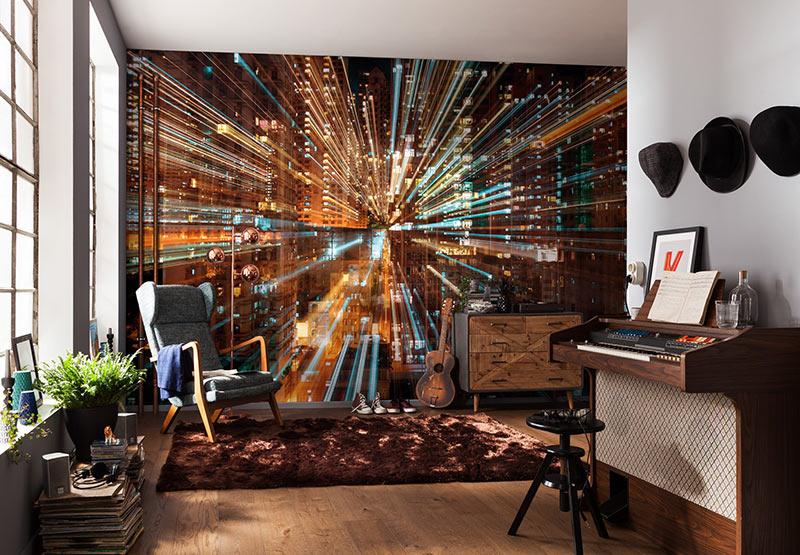 fototapeten das highlight in ihrem zuhause oder b ro. Black Bedroom Furniture Sets. Home Design Ideas